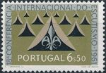 Portugal 1962 18th Boy Scout World Conference f
