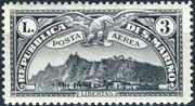 San Marino 1931 Air Post Stamps f