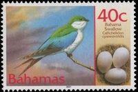 Bahamas 2001 Birds and Eggs f