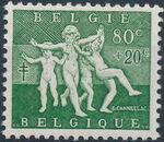 Belgium 1955 Surtax for Anti-tuberculosis Works b