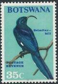 Botswana 1967 Birds k