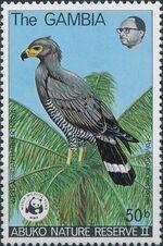 Gambia 1978 WWF - Abuko Nature Reserve c