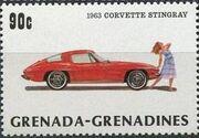 Grenada Grenadines 1983 The 75th Anniversary of Ford T f