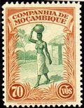Mozambique company 1937 Assorted designs k