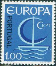 Portugal 1966 Europa a