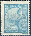 """Portuguese India 1933 """"Padrões"""" j"""