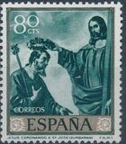Spain 1962 Painters - Francisco de Zurbaran d