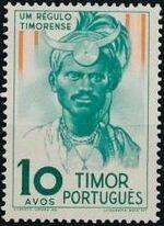 Timor 1948 Native People e