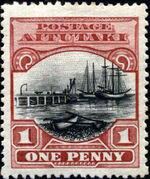 Aitutaki 1920 Pictorial Definitives b