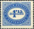 Austria 1947 Postage Due Stamps - Type 1894-1895 with 'Republik Osterreich' x.jpg