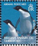 British Antarctic Territory 2003 Penguins of the Antarctic d