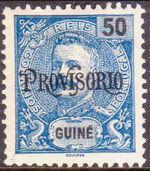 Guinea, Portuguese 1902 D. Carlos I Overprint c