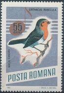 Romania 1966 Song Birds e
