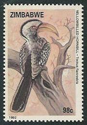 Zimbabwe 1992 Birds of Zimbabwe e