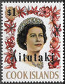Aitutaki 1972 Flowers from Cook Islands Overprinted AITUTAKI j.jpg