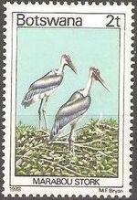 Botswana 1978 Birds of Botswana b