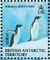 British Antarctic Territory 2008 Penguins of the Antarctic k