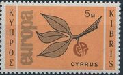 Cyprus 1965 EUROPA - CEPT a