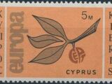 Cyprus 1965 EUROPA - CEPT