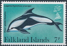 Falkland Islands 1980 Porpoises & Dolphins c