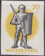 Hungary 1959 24th World Fencing Championships ab