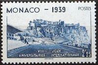 Monaco 1939 8th International University Games e