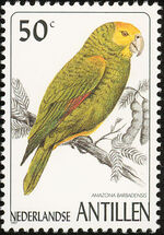 Netherlands Antilles 1997 Birds c