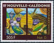 New Caledonia 2004 Tradimodernition (Nathalie Deschamps) a
