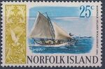 Norfolk Island 1968 Ships - Definitives (3rd Issue) k