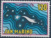 San Marino 1978 Christmas b