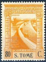 St Thomas and Prince 1938 Portuguese Colonial Empire (S. Tomé) l