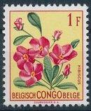 Belgian Congo 1952 Flowers i