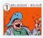 Belgium 2015 Lucky Luke f