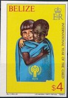 Belize 1980 International Year of the Child p
