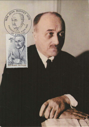 France 1988 Jean Monnet MCa