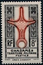 Ghadames 1949 Cross of Agadem c