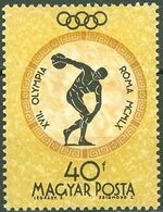 Hungary 1960 Summer Olympic Games - Rome 1960 d