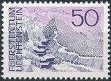 Liechtenstein 1973 Landscapes d
