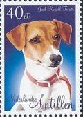 Netherlands Antilles 2004 Dogs f