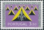 Portugal 1962 18th Boy Scout World Conference e
