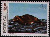Portugal 1983 Brasiliana 83 - International Stamp Exhibition - Marine Mammals