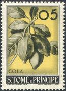 St Thomas and Prince 1948 Fruits a