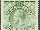 Swaziland 1933 George V