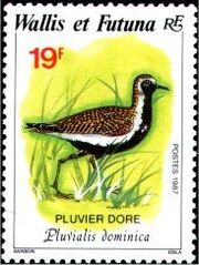 Wallis and Futuna 1987 Birds b