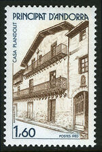 Andorra-French 1983 Plandolit House in Ordino a