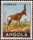 Angola 1953 Animals from Angola o