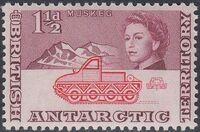 British Antarctic Territory 1963 Definitives c