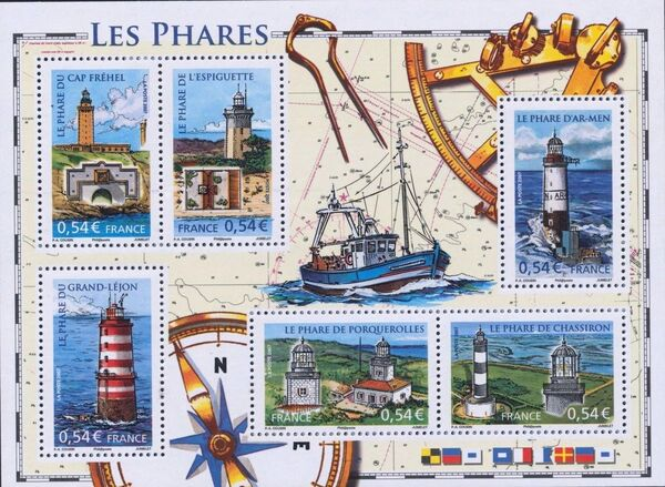 France 2007 Lighthouses h