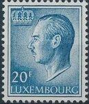 Luxembourg 1975 Grand Duke Jean d