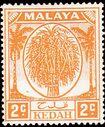 Malaya-Kedah 1950 Definitives b